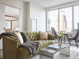Sophisticated 1BR in Fenway by Sonder