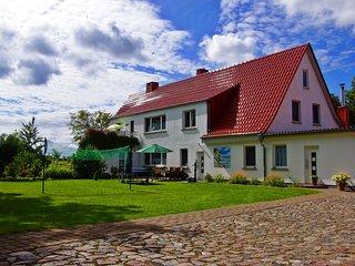 Urlaub auf der Insel Rügen - Ferienwohnung Wiesenblick