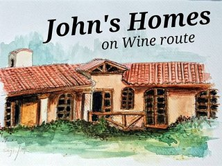 Jonh's Home on Wine Route