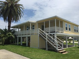 CANAL HOME STEPS FROM BEACH!!