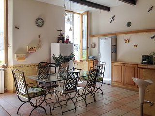 Apartment in the center of Nice with Internet, Terrace, Washing machine (918195)