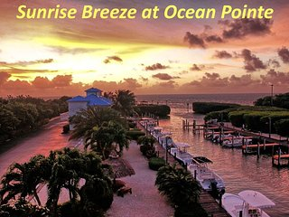 Incredible Marina/Ocean View - Sunrise Breeze at Ocean Pointe