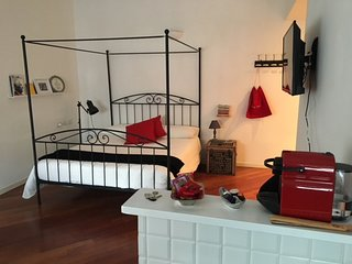 Studio apartment in Milan with Internet, Air conditioning, Parking (921199)