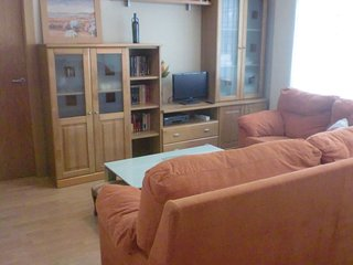 Apartment in the center of Granada with Internet, Air conditioning, Parking, Was