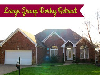 Last Minute Large Group Kentucky Derby Rental