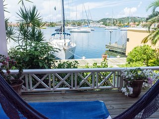 The Harbour 2-Bed Villa #14a Water-front with Pool