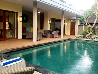 Charming 2-bedrooms, Villa Om & Om Sari
