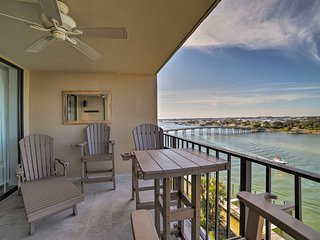 NEW! Orange Beach Condo with Pool & Beach Access!