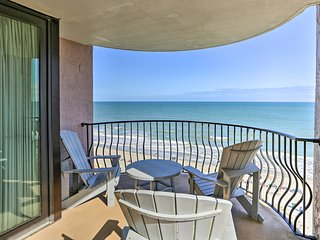Oceanfront Myrtle Beach Condo w/ Stunning Views!