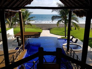 Big Amazing Beach Home! in Monterrico MR025