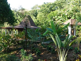 Casa Pelangi, Balinese house over the rainbow, Uvita, Costa Rica
