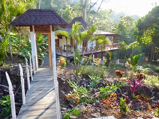 Casa Dewi, Balinese house of the Goddess in Uvita, Costa Rica