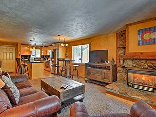 NEW! Winter Park Condo w/ Pool & Free Ski Shuttle!
