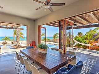 NEW! Los Barriles Villa w/ Pools & Private Beach!