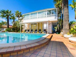CARBONELL :) Villa para 18 personas en Puerto de Alcudia