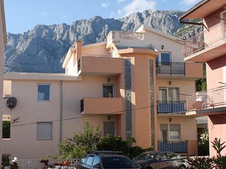 One bedroom apartment Makarska (A-6834-a)