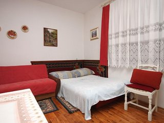 Studio flat Maslenica, Novigrad (AS-6602-a)