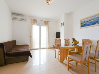 One bedroom apartment Ljubač, Zadar (A-6244-a)
