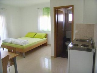 Studio flat Ljubač, Zadar (AS-6244-a)