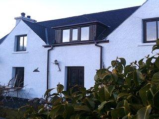 Renovated Croft House 100 metres from Ocean,North Coast 500, Inverewe Gardens.