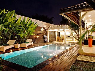 Modern 3 Bedroom Private Pool Villa in Oberoi - Seminyak