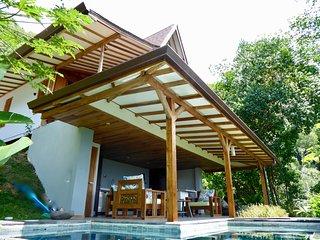 Casa Suardika, Balinese house in Uvita, Costa Rica