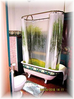 Antique Bath Fixtures With Wonderful 1890 Claw Foot Tub.Shower  - Soak Away Your Day