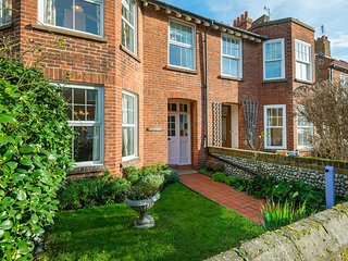 BENNETT  4 STAR & FAMILIES WELCOME GRADED  Sheringham North Norfolk Coast