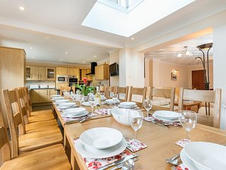 MADGE HOUSE 4 STAR & FAMILIES WELCOME GRADED  Sheringham North Norfolk Coast