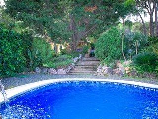 Maravillosa casa con piscina en Pinos de Alhaurín