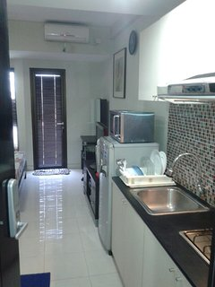 Rent Tamansari Sudirman Apartment - Type Studio Full Furnished