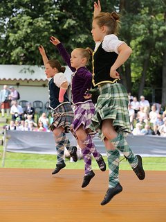The Ballater Highland Games