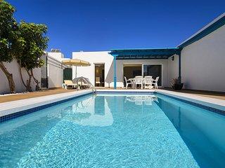 Villa Lapa, piscina, sol y playa