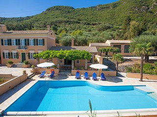 5 bedroom Villa in Vatos, Ionian Islands, Greece : ref 5604812