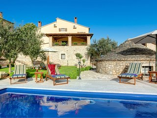 3 bedroom Villa in Visignano, Istria, Croatia : ref 5604767