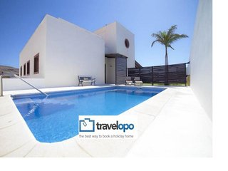 3 bedroom Villa in El Medano, Canary Islands, Spain : ref 5491518