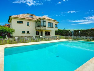7 bedroom Villa in Nigran, Galicia, Spain : ref 5604593