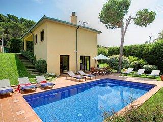 4 bedroom Villa in Tamariu, Catalonia, Spain : ref 5604519