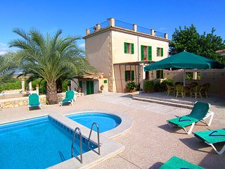 6 bedroom Villa in Sencelles, Balearic Islands, Spain : ref 5604700