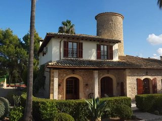 5 bedroom Villa in Inca, Balearic Islands, Spain : ref 5490979