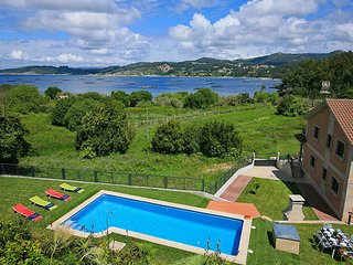 6 bedroom Villa in Aldan, Galicia, Spain : ref 5604602