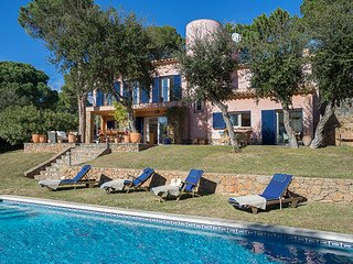 4 bedroom Villa in Tamariu, Catalonia, Spain : ref 5604517
