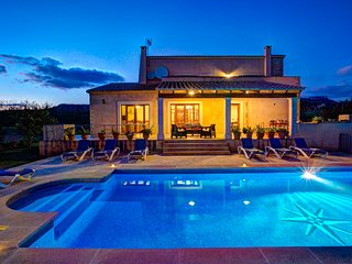 4 bedroom Villa in Calonge, Balearic Islands, Spain : ref 5604664