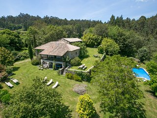 7 bedroom Villa in Randufe, Galicia, Spain : ref 5604619