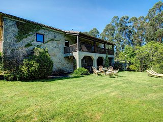 2 bedroom Villa in Randufe, Galicia, Spain : ref 5604588