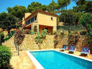 4 bedroom Villa in Tamariu, Catalonia, Spain : ref 5604549