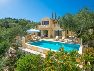 2 bedroom Villa in Klonatika, Ionian Islands, Greece : ref 5604907