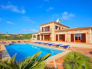 4 bedroom Villa in s'Alqueria Blanca, Balearic Islands, Spain : ref 5604681