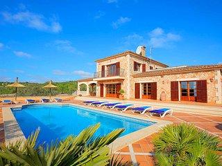 4 bedroom Villa in s'Alqueria Blanca, Balearic Islands, Spain : ref 5604681