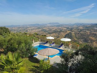 3 bedroom Villa in El Gastor, Andalusia, Spain : ref 5604486